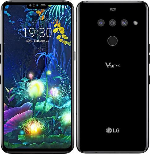 LG V50 ThinQ 5G (V500N) 128GB 6GB Ram Sim Free / Unlocked £539@ Wonda Mobile