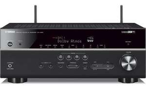 Yamaha RX-V685 4K UHD AV Receiver with 7.2 Dolby Atmos, DTS-X, HLG, Dolby Vision + Voice Control, Alexa, Deezer, Spotify £374 @ Peter Tyson
