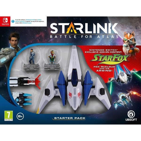 Starlink: Battle For Atlas Starter Pack Nintendo Switch/PS4/Xbox One £9.99 @ Argos