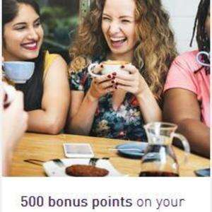 500 bonus points on your first swipe at Lloyds Pharmacy in Sainsbury's - Nectar