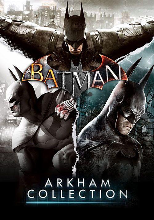 [Steam] Batman: Arkham Collection PC - £10.50 @ Gamesplanet