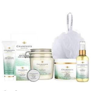 Champneys Relax and Reward Gift Set now £25 + £5 worth of points @ Boots