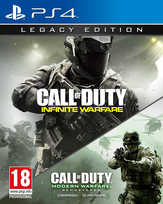 Call of Duty infinite warfare PS4 - £1.99 @ Game instore