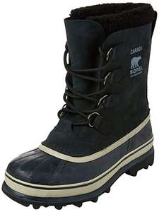 Sorel Men's Caribou Snow Boots Size 9 only, at Amazon £44.39