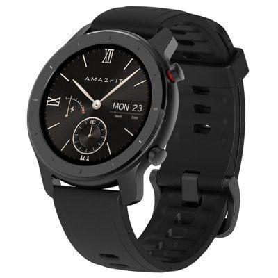 AMAZFIT GTR 42mm Smart Watch Global Version ( Xiaomi Ecosystem Product ) - Black 42mm Aluminum Alloy Case £107.77 @ Gearbest