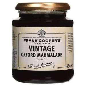 Frank Coopers Vintage Oxford Marmalade 454G  - £1.29 at Poundstretcher