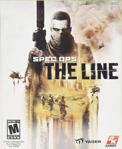 Spec Ops: The Line (Xbox 360/Xbox one) £3.99 with gold @ Microsoft store