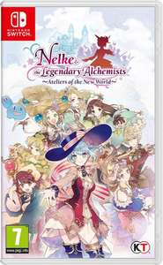Nelke & the Legendary Alchemists: Ateliers of the New World (Nintendo Switch) for £19.85 Delivered @. Base