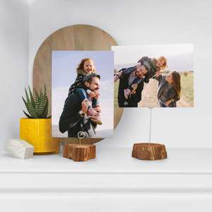 50 photos printed and delivered - 99p @ Boots Photo