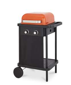 Rockwell 200 Orange Gas Barbecue £37 at B&Q