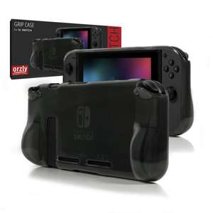 ORZLY® Comfort Grip Case for Nintendo Switch £4.99  Sold and Fulfilled by Orzly