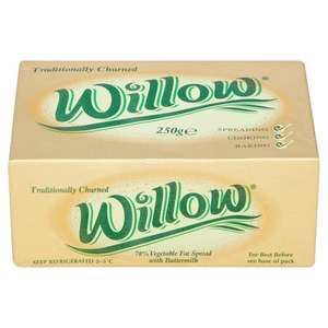 Willow 250g 75p @ Iceland