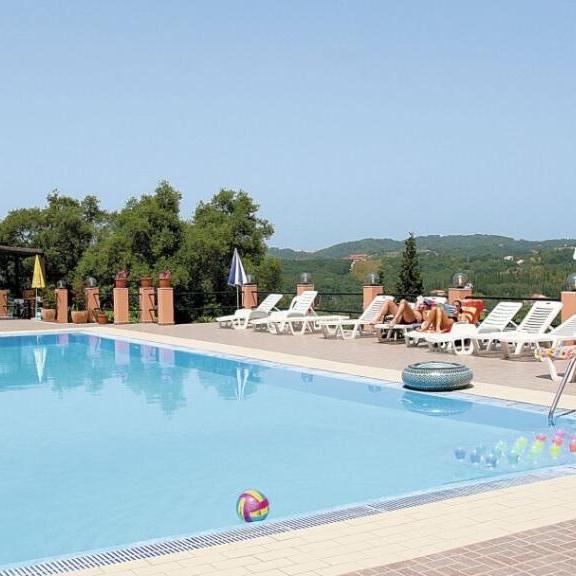 Half Board Hotel Theo. Aghios Georgios North, Corfu, Greece2 Adults 2 Kids £234pp B&B from Aberdeen luggage & transfers £936.20 @ Tui
