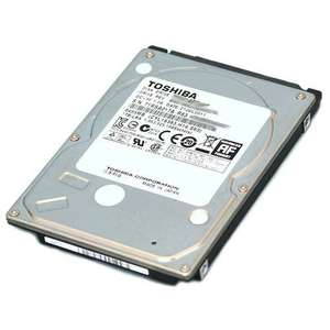 Toshiba MQ01ABD050 500GB SATA 3GB/s 5400RPM 2.5 Inch 9.5mm Internal Hard Drive £22.90 Sold by Artio International Limited and Fulfilled by Amazon