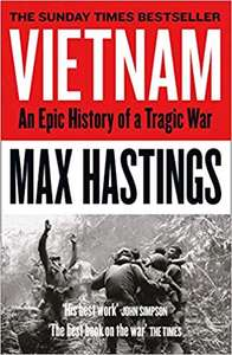 Vietnam: An Epic History of a Tragic War (Paperback) £3.99 @ Amazon Prime / £6.98 Non Prime