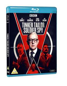 Tinker, Tailor, Soldier, Spy (BBC edition) 40th Anniversary Blu Ray - £13.49 delivered @ Zoom