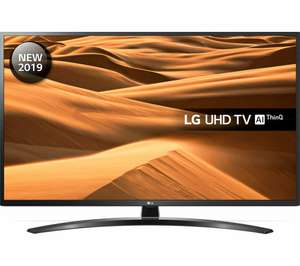 """LG65UM7450PLA 65"""" Smart 4K Ultra HD HDR LED TV with Google Assistant £799.99 @ Curry's/PCWorld"""