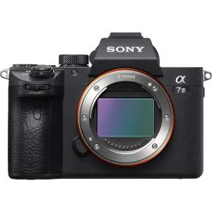 Sony A7III body only £1349.10 @ Dixons Travel Stansted Airport