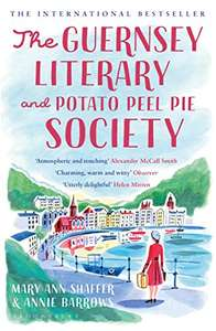 The Guernsey Literary and Potato Peel Pie Society by Annie Barrows, Mary Ann Shaffer - £1.09 @ Amazon UK (Kindle Edition)