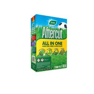 Westlands aftercut weed n feed - 95p instore @ Wilko