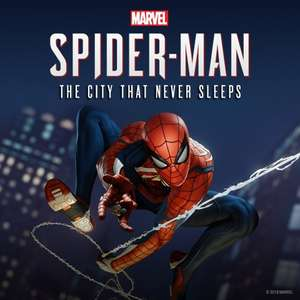 [PS4] Marvel's Spider-Man: The City that Never Sleeps DLC - £9.49 @ PlayStation Store
