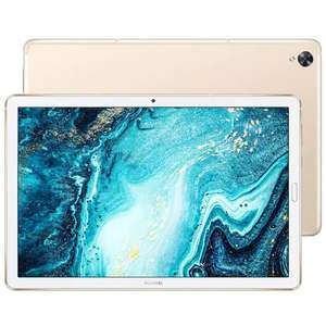 HUAWEI M6 4G Phablet Tablet PC WiFi Version - Champagne Gold 4GB+64GB - £364.76 @ Gearbest