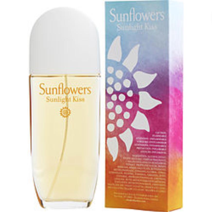 Sunflowers sunlight Kiss Elizabeth Arden EDT 100ml only £3.99 instore @ TK Maxx (Manchester)