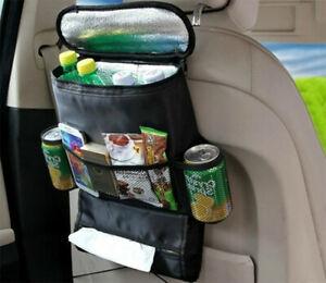 Car Back Seat Cooler Bag & Organiser Multi-Pocket Cooler Storage Shopping Bag - £4.39 delivered @ thinkprice / eBay