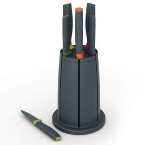 Joseph Joseph Elevate Carousel Knife Block - £50 C&C at Leekes (JL will price match)