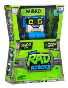MiBro Really Rad Robot £19.99 instore @ The Entertainer