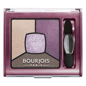 Bourjois Smoky Stories Eyeshadow 15 Brilliant Prunette, 3.2g now £2.77 add-on item at Amazon