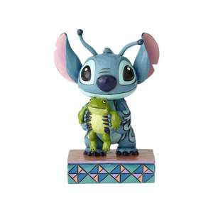 Disney Strange Life Forms Stitch with Frog Figurine, Resin, Multi-Colour, 7 x 6 x 10 cm £14.99 + £4.49 delivery @ Amazon