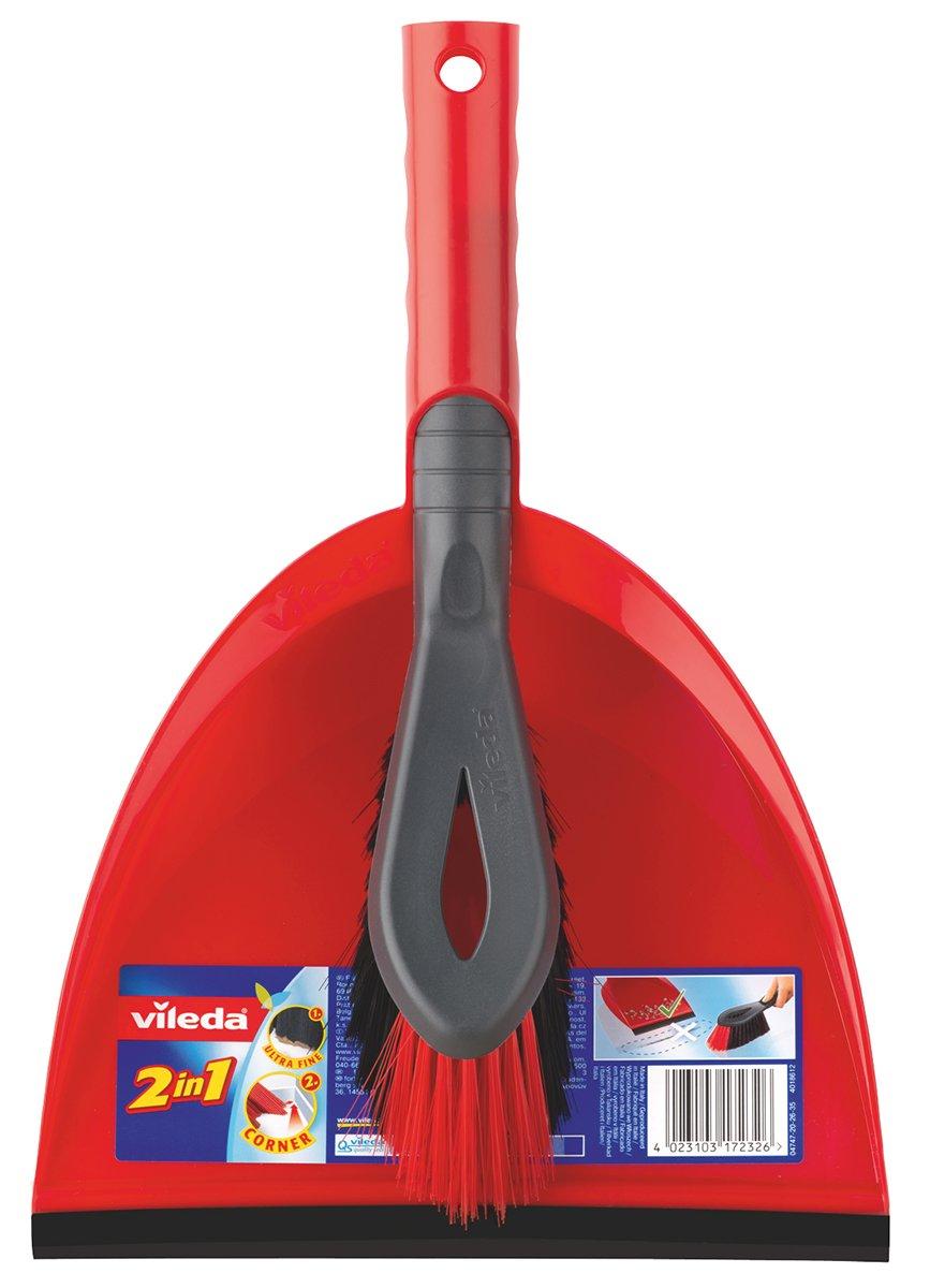 Vileda 2 in 1 Dustpan & Brush Set £2.50 @ Amazon (Add-On Item)