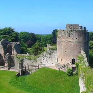 Visit over 25 Welsh Attractions (e.g Chepstow Castle) for free this September @  CADW