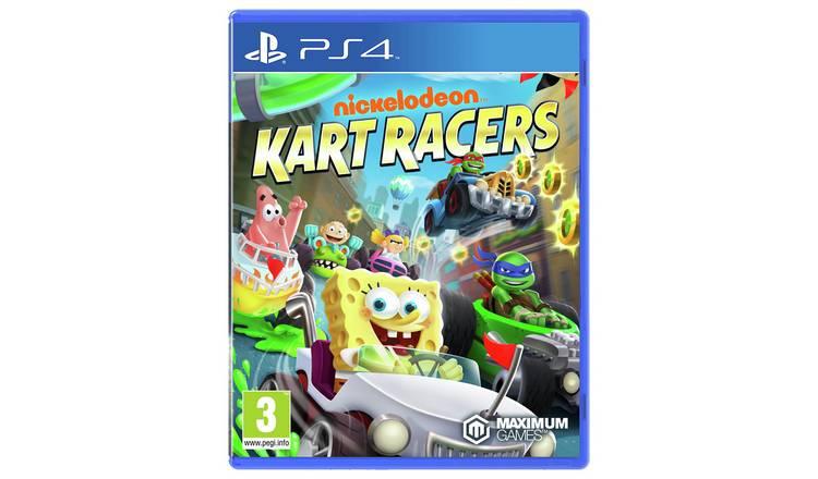 Nickelodeon Kart Racers (PS4) - £15.99 @ Argos
