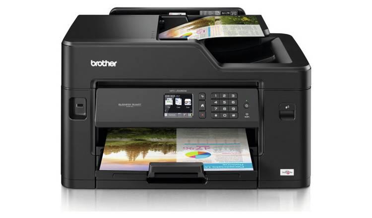 Brother MFC-J5335DW A3 Wireless Inkjet Printer £129.99 (+£50 Cashback) @ Argos