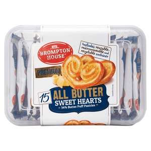 Asda Brompton House all Butter Sweet Hearts and Coconut Macaroons - £1 Instore @ Asda