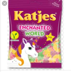 Katjes Enchanted World Vegetarian Sweet (150g) - 25p @ Asda
