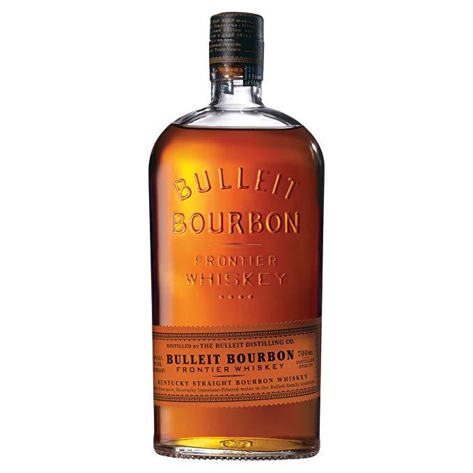 Bulleit Bourbon Frontier Whiskey, 700 ml  Amazon @ £20.50