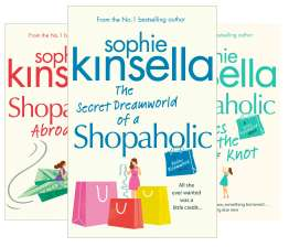 Shopaholic series - Sophie Kinsella - each for 99p or all of £7.92 @Amazon UK (Kindle Edition)