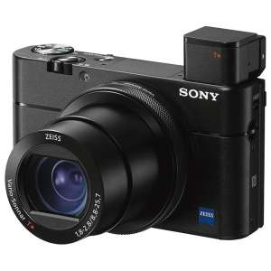Sony Cybershot DSC-RX100M5A Digital Camera - £619 (£519 after  £100 Sony cash back) - Dixons Duty Free - Stansted - Click & Collect Exp 01/09/19