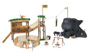 Playtive Junior Wild Animals Play Set £24.99 @ Lidl - plus others see post