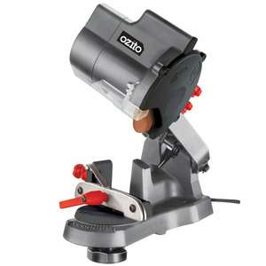 Ozito Chainsaw Sharpener 85w Bench Mountable £17.84 at CPC Farnell