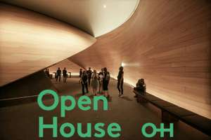 Open House London 21-22 September visit 800 buildings / attractions for free many not normally open to the public