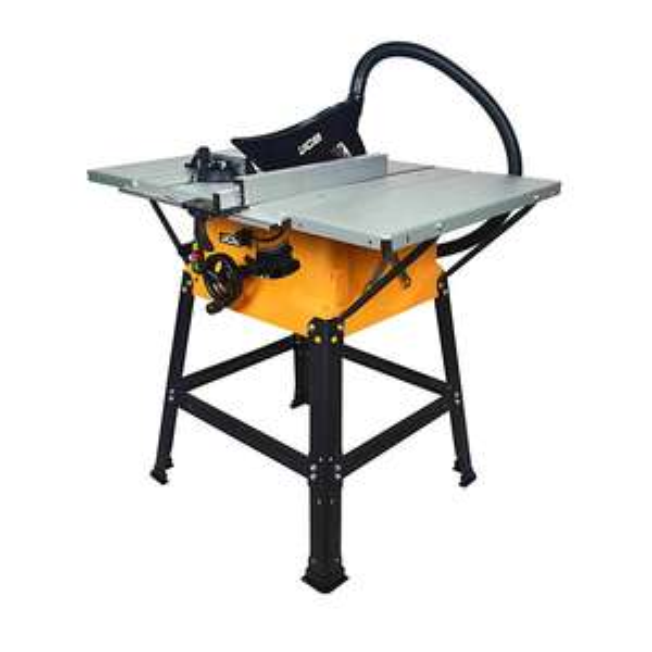 JCB 1800w 250mm table saw £98 at B&Q instore