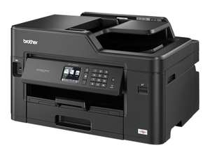 Brother Business Smart MFC-J5330DW A3 Colour All-in-One Inkjet Printer £110.40 delivered with code (£60.40 after cashback) @ Viking-Direct