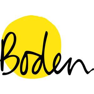 20% off orders over £30 with free delivery at Boden