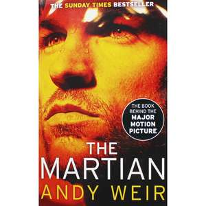 The Martian Book (Andy Weir) - £2 @ The Works - Free Click & Collect