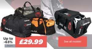 24MX all in one bag - All colours for £30.94 delivered at 24mx