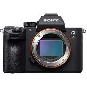Sony a7R III Full-Frame Mirrorless Digital Camera with Free Sigma MC-11 Canon to Sony E-Mount Adapter at Park Cameras for £1799 (+£220 cb)